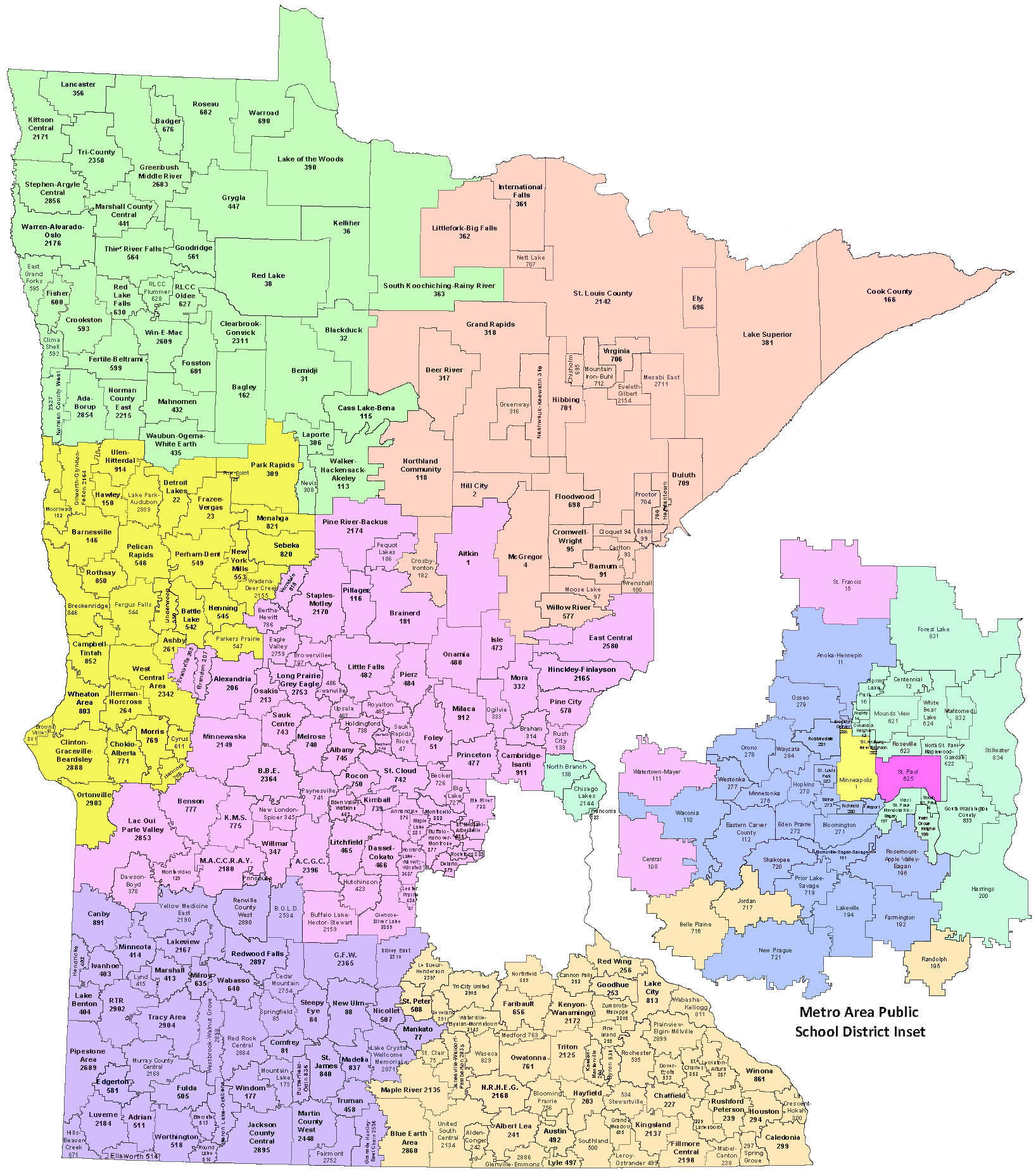 Divisions - Minnesota School Counselors Association